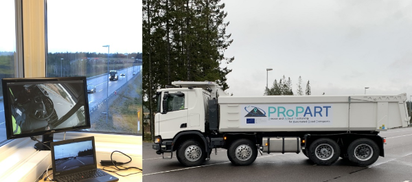 PRoPART - Precise and Robust Positioning for Automated Road Transports